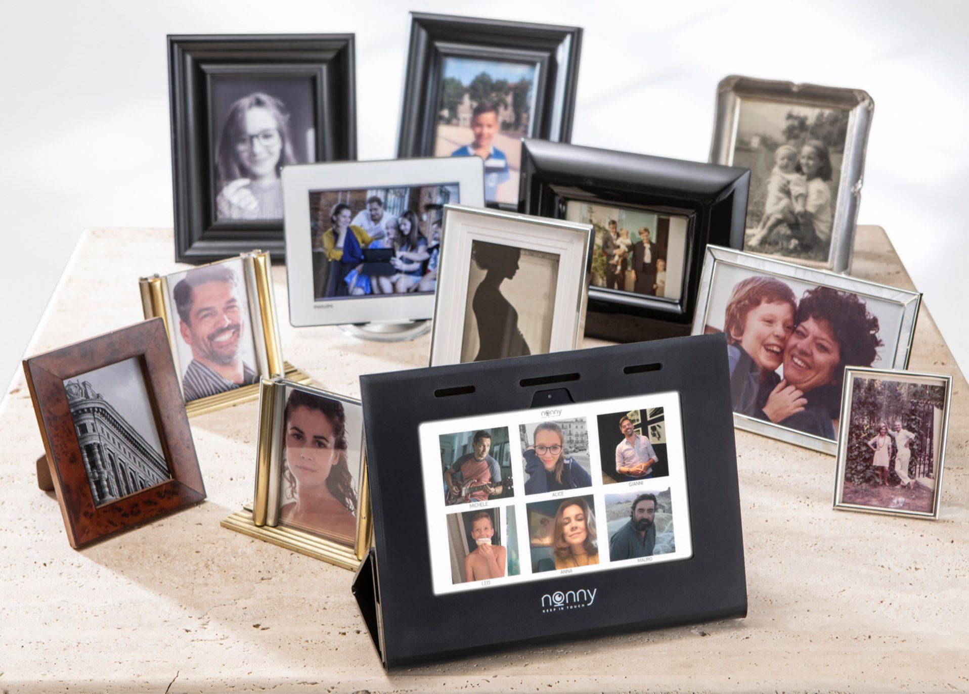 Nonny®: il tablet facile da usare per comunicare e vedere gli anziani quando vuoi